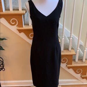 Beautiful Evan Picone Little Black Dress